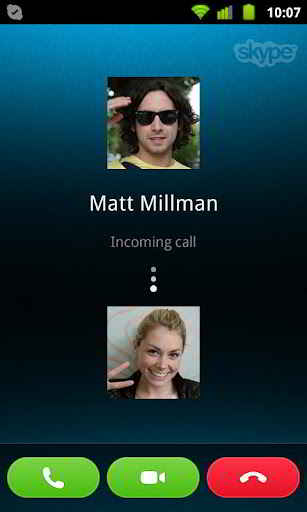 Skype - Free Video call using Android
